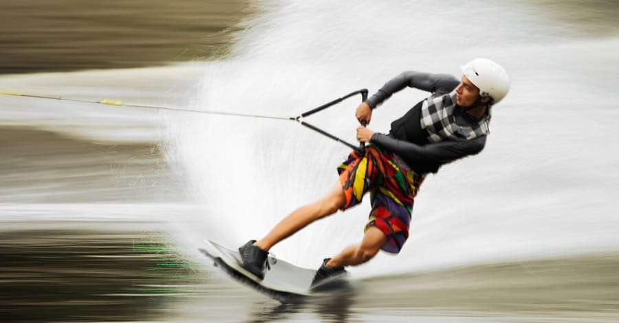 Wakeboard Rope Features