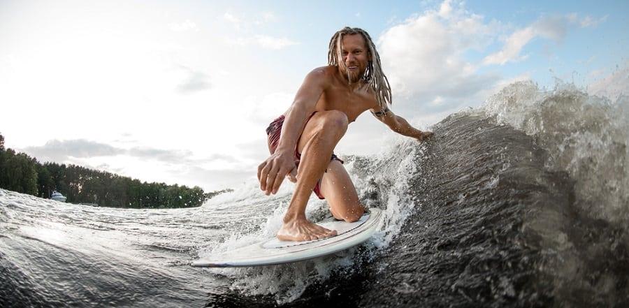 Wakesurf Board Shapes